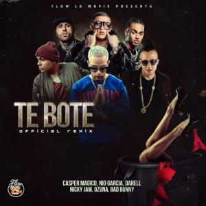 Te Boté (feat. Darell, Ozuna & Nicky Jam) [Remix]